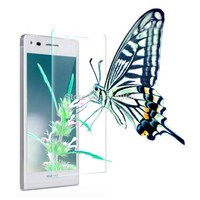 New 0.3mm Super Thin Tempered Glass Anti Shatter Screen Protector Film Cover For Huawei Ascend G6