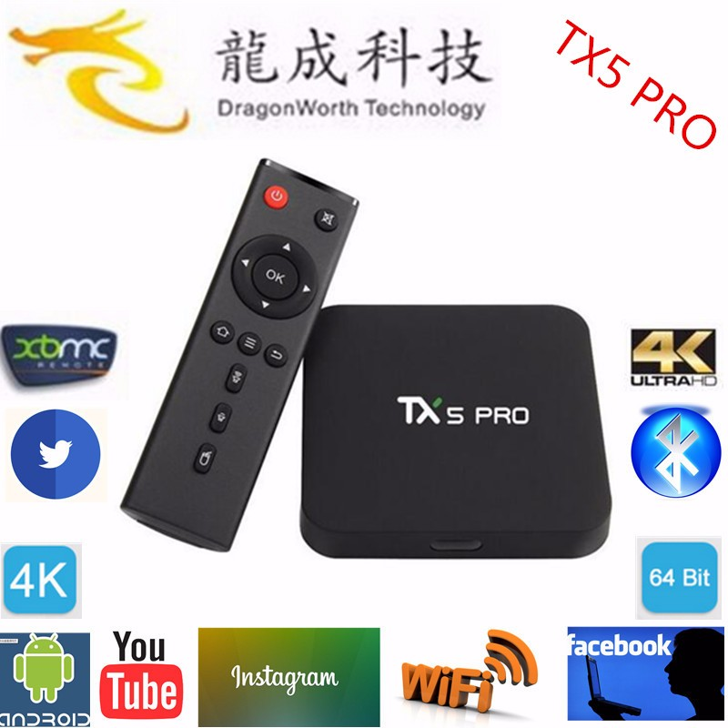 android launcher supported android tx5 pro s905x 2g 16g kd player android kd player 16.1 tv box