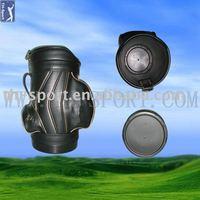 Black Golf Umbrella Holder