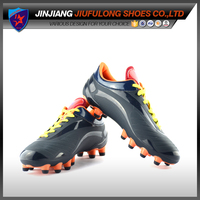 New Arrival Latest Design Football Shoes Breathable Football Boots Team Activity Rugby Shoes