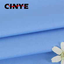 Hot sales China 80% polyester 20% rayon tr twill fabric making shirts