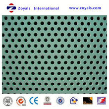 hot-selling low price perforated mesh/aluminum louver (ISO9001 factory)