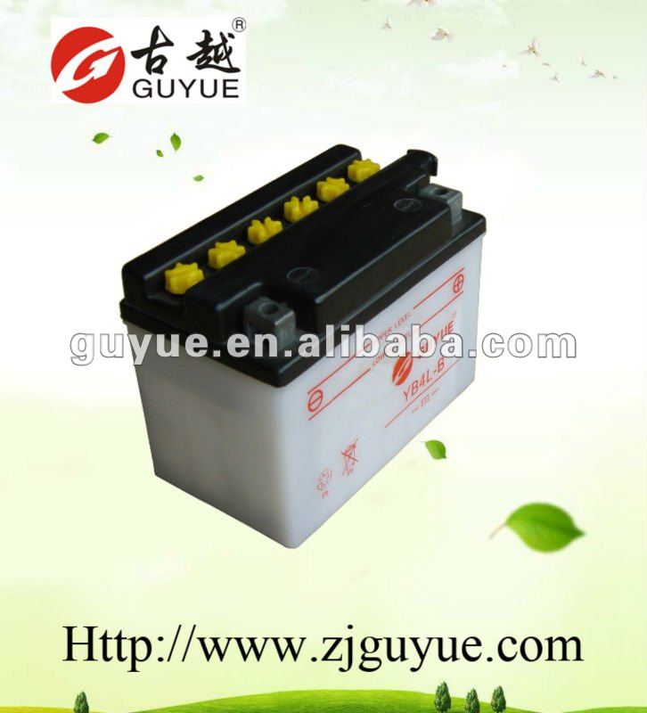 12v motorcycle battery/the biggest yuasa battery dealers in China
