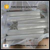 Bedding mattress plastic cover ldpe sheet
