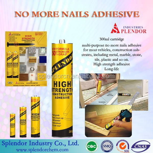 SPLENFOR Liquid Nail, no more nail glue for woodworking