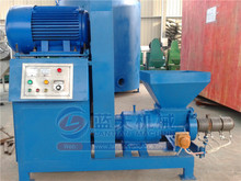 screw sawdust briquette machine for making wood rod