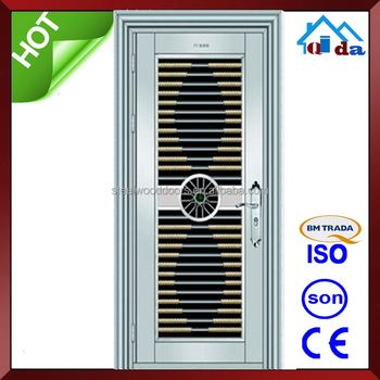 QD-SS084 Entrance Anti- theft Villa Main 304 Stainless Steel Door