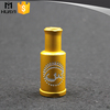 5ml glass roll on bottle with aluminium container