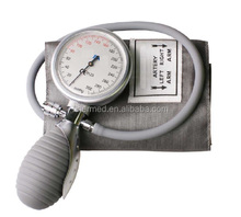 Handheld Palm aneroid manual Blood Pressure monitor
