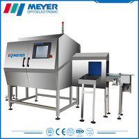 high accuracy high speed x-ray canned product x ray inspecting system for industrial metal detector