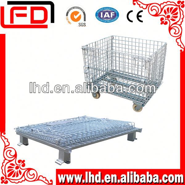 high technology steel storage cage