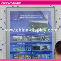 Led Frame Outdoor Advertising Billboard Waterproof Electric Light Box