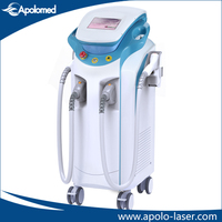 1600W diode laser hair removal machine with 23x40mm big spot size