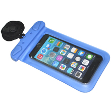 ipx8 waterproof protective case for iphone 6s plus with lanyard