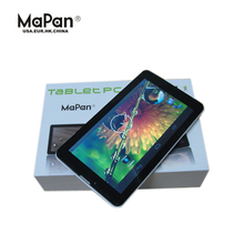 Android phone 7 inch mtk8312 dual core with sim card slot, Mapan bulk buy China Slim dual core tablet phone