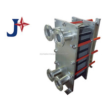 Easy cleaning and easy to service plate heat exchanger for Dairy,Food and Beverage