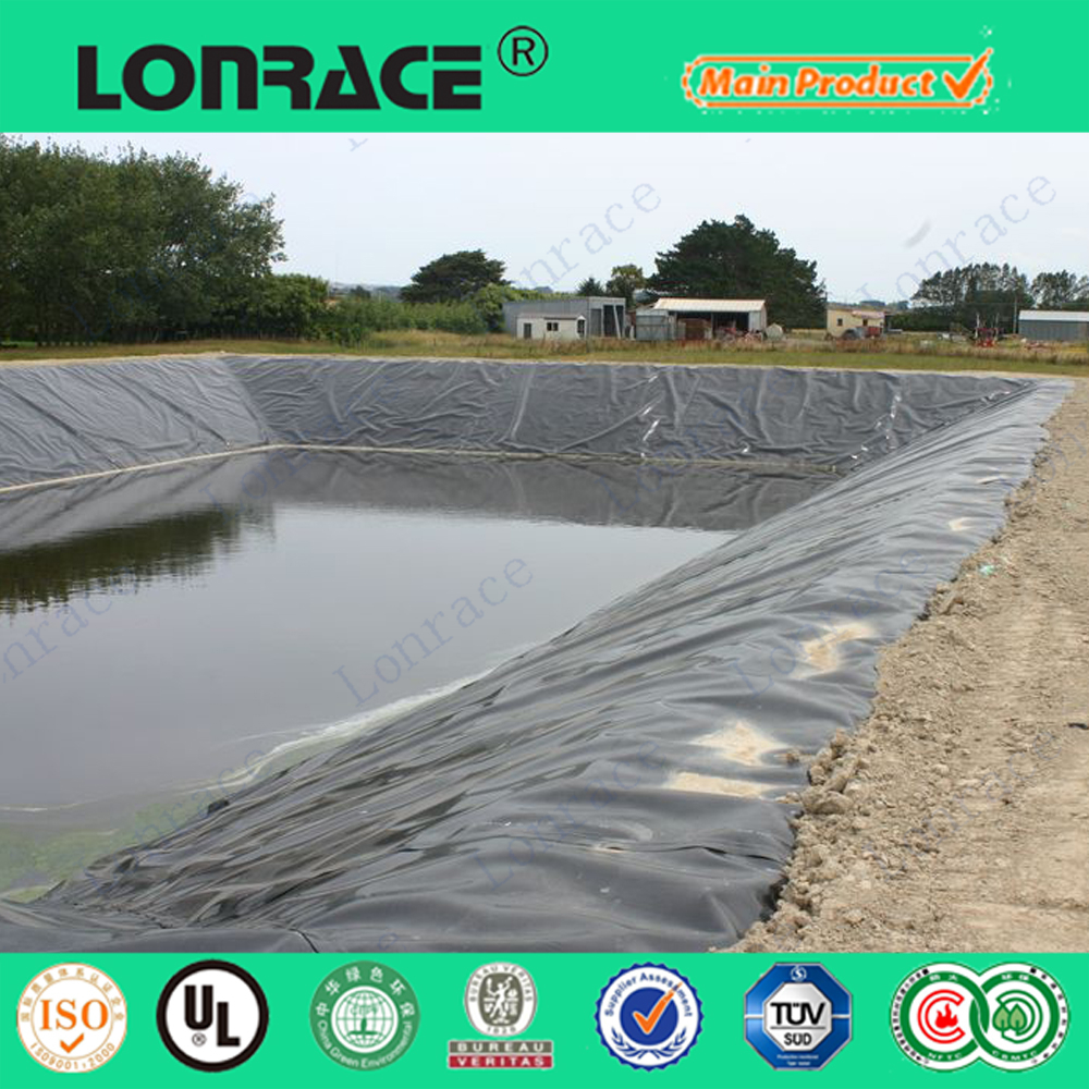 hdpe liner geomembrane hdpe ground membrane for shrimp