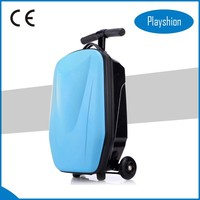 High Quality Cheap Scooter Suitcase Luggage