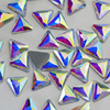 #8 Multi Faceted Triangle 8mm