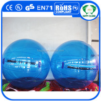 Top quality 1.0mm pvc/tpu Colorful ceramic balls alkaline water, ceramic balls water filter, crystal ball water fountain