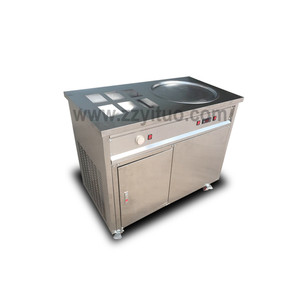 Manufacturers new products fried ice cream machine