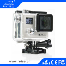 Hd 1080p sport action camera extreme sport camera hd 720p dual screen sports action video camera