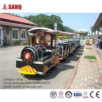 Amusement Metal Toy Train From Factory Directly With Competitive Price