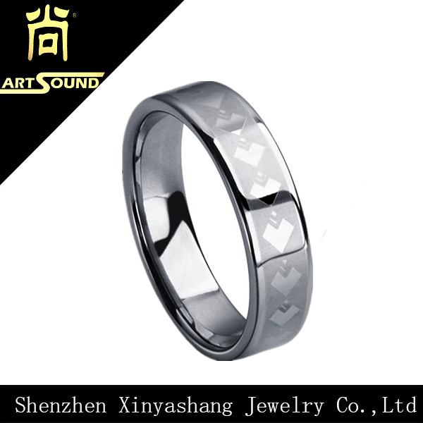 bulk custom jewelry mechanical ring tungsten carbide rings