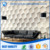 0.8mm White Matte PVC Decorative Sheet for Vacuum Forming 3D Wall Panels