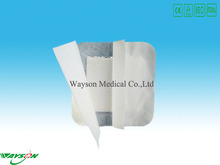 wound dressing or wound care Type and Medical Materials & Accessories Properties non-woven silicone dressing