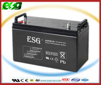 dry charge/12v120AH/ SEALED LEAD ACID BATTERY / for UPS