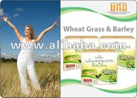 UNO WHEAT GRASS AND BARLEY