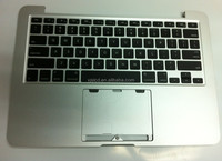 US Keyboard with Top Case Housing for Macbook Pro A1502 Retina 2013 ME865 ME866