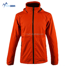 Factory wholesale OEM guangzhou work sport suit for man Camping jacket