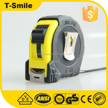 Thick blade steel tape measure