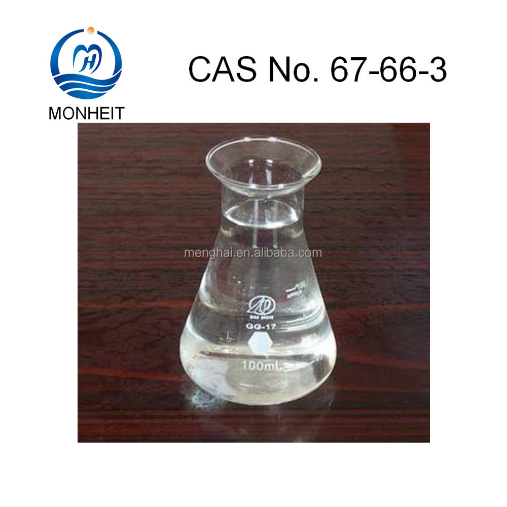 Reasonable Price Chloroform Or Trichloromethane CAS: 67-66-3