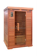infrared sauna with steam shower cabin sauna Gym spa health therapy equipment