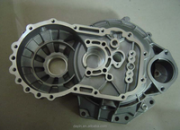 Custom die casting aluminum engine housing, gearbox housing