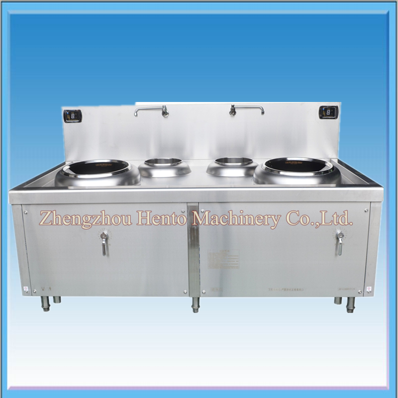 Chinese Cooking Range With Stainless Steel