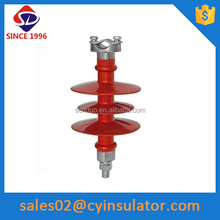 33kv composite pin post insulator