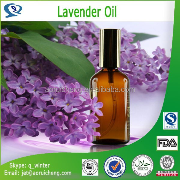 lavender oil/lavender essential oil for soothing the heart, reducing blood pressure and headaches