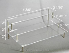 Acrylic Display Stand Set for mini figures, dolls