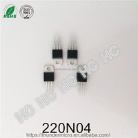 220N04 power mosfet TO-220M 220A 40V Field-Effect transistor
