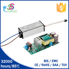 constant current high voltage power supply dc 99-105v 30w 250ma power supply waterproof IP65 for flood light