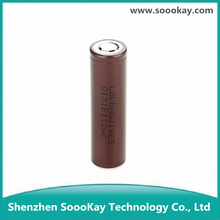 Authentic Original 18650 Lg Hg2 3000mah 40a 3.7v High Drain Rechargeable Li ion Battery For Lg18650hg2