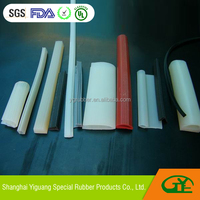 Silicone rubber seal strip gasket for windows