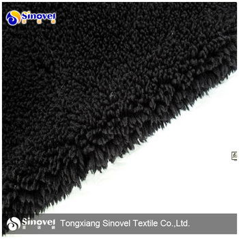 100 Polyester Micro Sherpa Fleece Faux Fur Fabric Buy