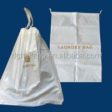 2013 high quality laundry plastic bag/mesh laundry bag/wholesale laundry bags