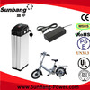 Electric bike battery pack e-bike kit 36v 500w battery