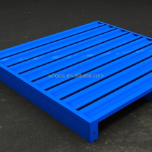 4-way steel entry size steel 40 x 48 pallet